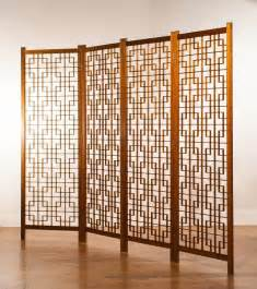 Teak Room Divider 1950s Teak Room Divider Screen At 1stdibs