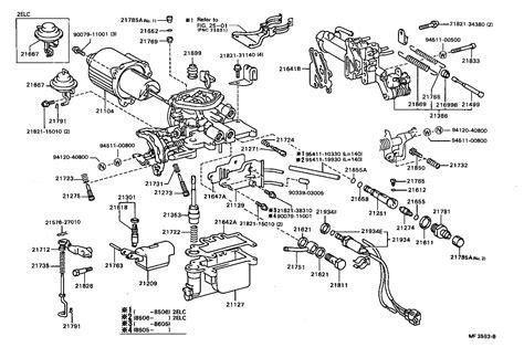 Piston Std Corolla Ae 80 Ee 80 toyota corollaee80l egmdcc tool engine fuel carburetor japan parts eu