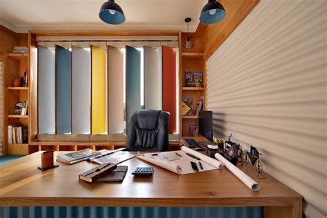 mpds office at vadodara by manoj patel design studio