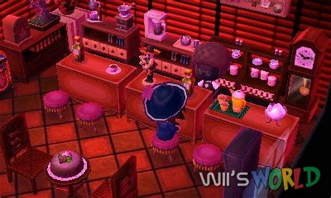 Animal Crossing New Leaf Furniture by Animal Crossing New Leaf On 3ds