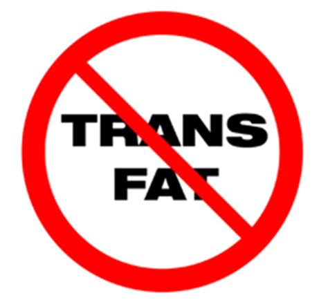 California Bans Transfat by The Food Guru So What Is Trans