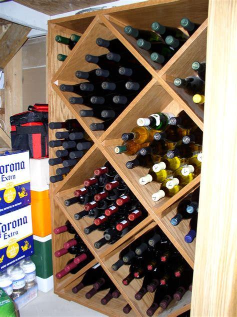 square wine rack plans plans diy
