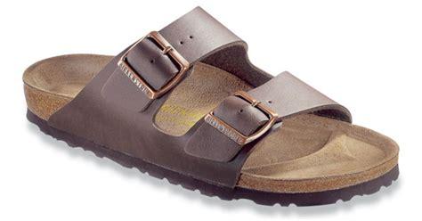 birkenstock s arizona 2 band birko flor sandals in