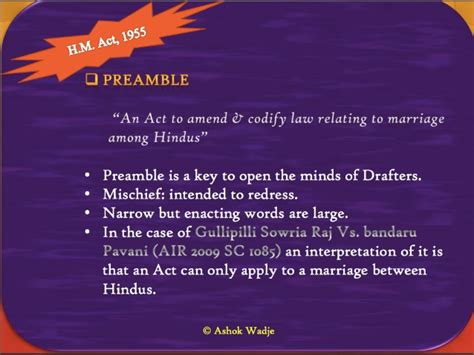 section 27 of hindu marriage act personal law on marriage in india conditions