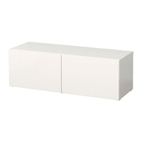 besta scaffale ikea best 197 shelf unit with doors white selsviken high gloss