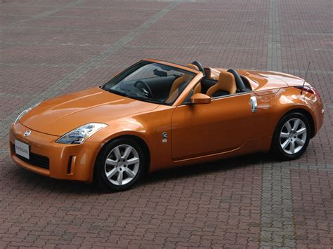 nissan orange oh my nissan 350z roadster orange pinterest
