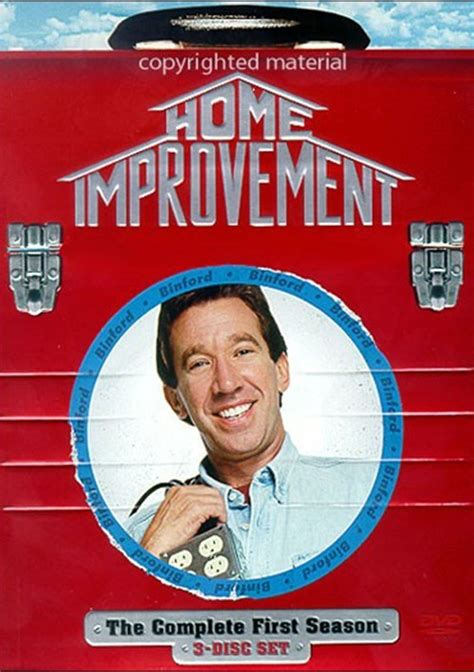 home improvement the complete season dvd 1991