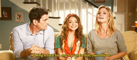 phil and claire dunphy modern family haley dunphy sarah hyland 6 quot you don t