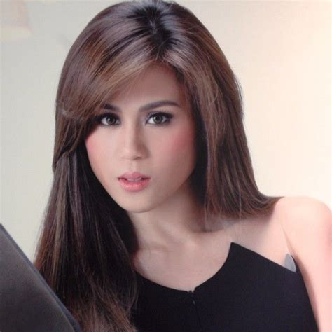 filipina layered bob hair cut toni gonzaga filipina beauties pinterest ps