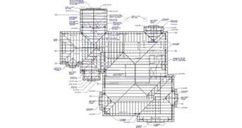 Roof Building Plans by Roof Framing Plan New Calendar Template Site
