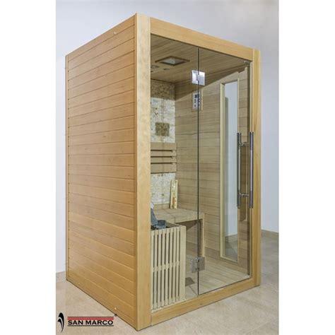 cabina sauna cabina sauna finlandese in legno per tre persone san marco