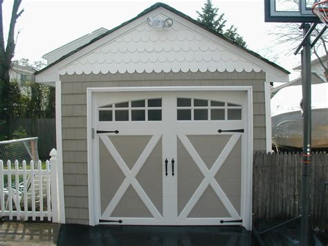 Shed Garage Door Garage Door Install Traditional Garage And Shed San Francisco By Dave Kennedy