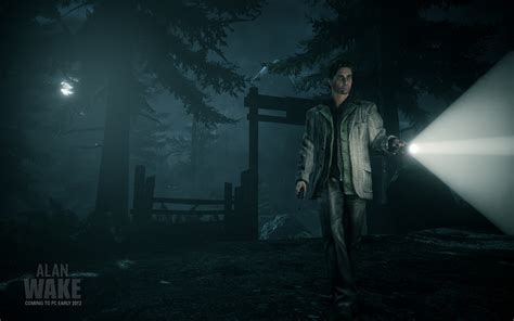 alan walker game alan wake arrive sur pc actualit 233 s jeuxvideo com