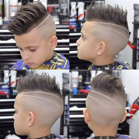 haircuts shaved sides for little boy 25 cute toddler boy haircuts