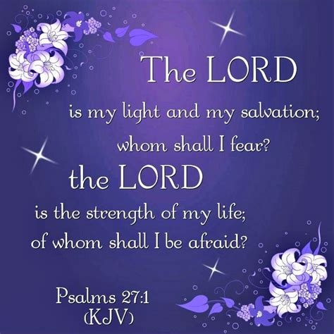 the lord is my light and my salvation a psalm of david the lord is my light and my