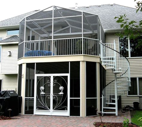 patio screen enclosure systems best 20 screen porch kits