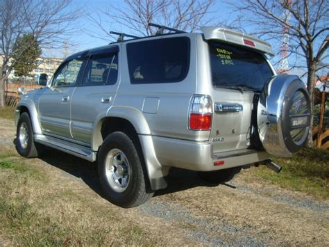 Toyota Hilux Surf Turbo Diesel Toyota Hilux Surf Diesel Turbo Ssr G 4wd 2000 Used For Sale
