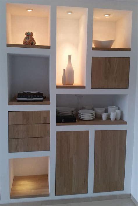 libreria cartongesso e legno libreria in cartongesso ecco perch 233 ne vorrai una foto