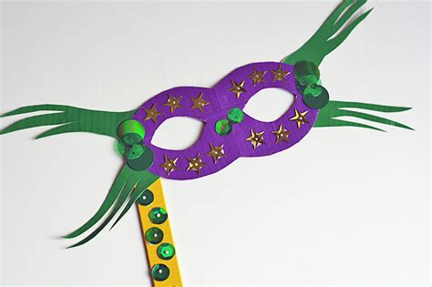 How To Make A Mardi Gras Mask Out Of Paper - duct mardi gras mask 183 kix cereal