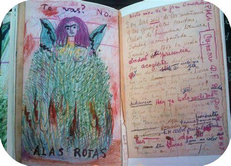 libro el diario de frida juntando m 225 s letras quot el diario de frida kahlo un 237 ntimo autorretrato quot de frida kahlo una de