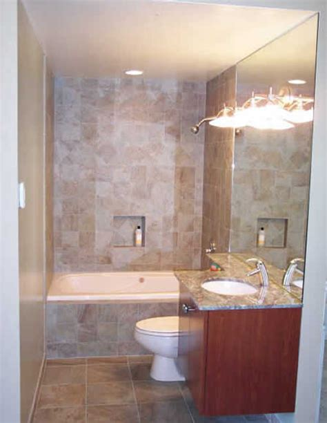 Shower Ideas For Small Bathrooms | small bathroom design ideas