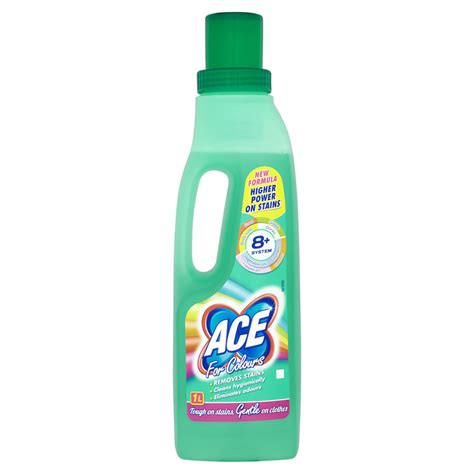 ace is the helpful place for spring cleaning 365barrington ace bleach gentle stain remover 1l at wilko com