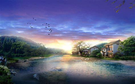 wallpaper pemandangan alam jepang wallpapers host2post