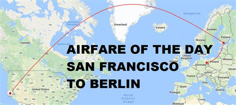 airfare of the day finnair san francisco to berlin economy class 429 trip loyaltylobby