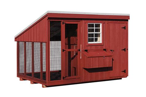 3x5 Shed by 8 X 10 Lean To 171 Amish Sheds From Bob Foote