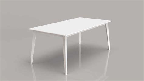 tavolo corian tavolo air arco arredo design in dupont corian 174