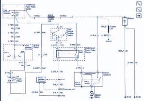 rear speaker wiring diagram