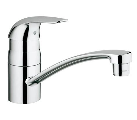 Grohe Kitchen Sink Grohe Euroeco Single Lever Kitchen Sink Mixer Tap 32750000