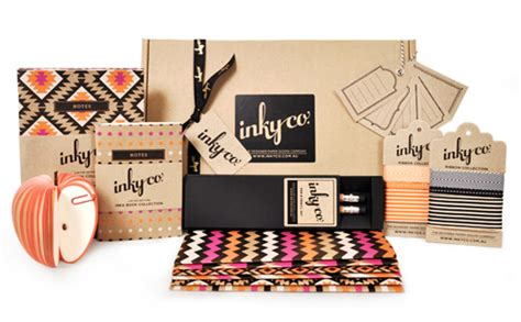 Stationery Giveaway - inky co stationery giveaway the design files australia s most popular design blog