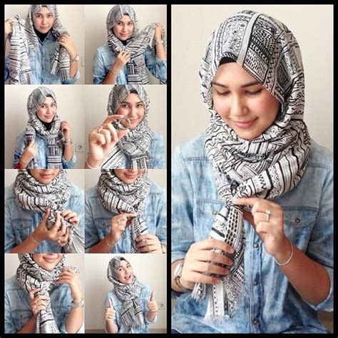 niqab tutorial without pins 146 best images about hijab styles on pinterest hashtag
