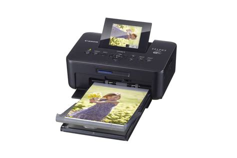 overview of canon selphy cp900 photo printer review specs