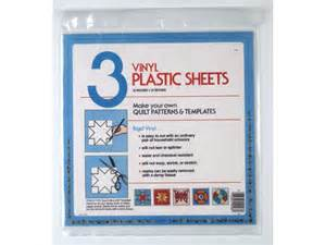 Template Plastic Sheets by Collins Non Slip Vinyl Plastic Template Sheets I Ve Got