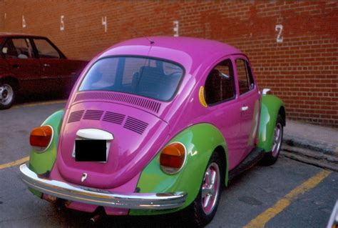 Decorated Vw Beetle by Bellis Decorated Cars 1991 Or 92