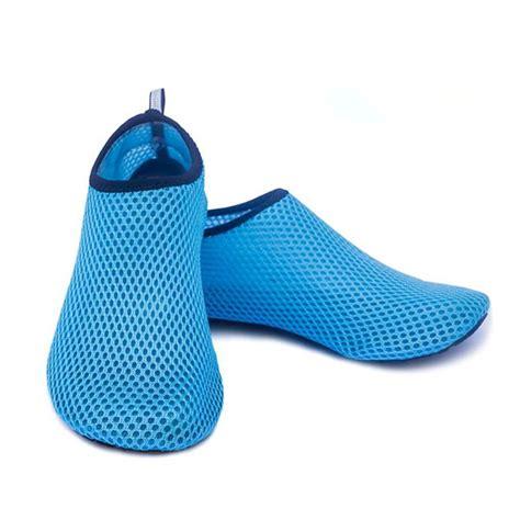 pool shoes nonslip surf water shoes soft mesh socks swim diving