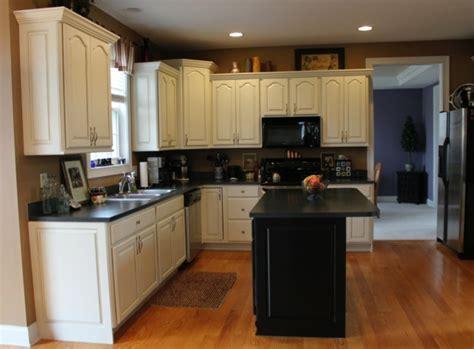 Dark Oak Bookcase Kitchen Cabinet Painted Finishes