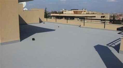 guaina per terrazzo impermeabilizzazione terrazzo habitissimo