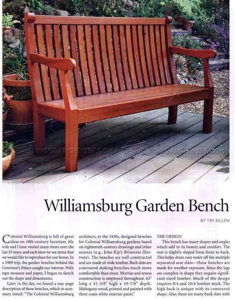 garden benches plans garden bench plans woodarchivist
