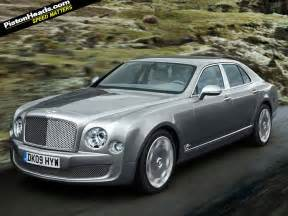 Price For Bentley Bentley Mulsanne Prices Revealed Pistonheads