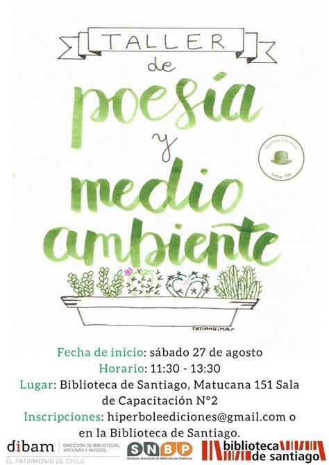poesias cortas del medio ambiente ii taller poes 237 a y medio ambiente at biblioteca de