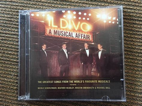 il divo a musical affair il divo a musical affair 2 discos cd y dvd 75 00