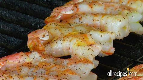 secret to grilling jumbo shrimps i love grill