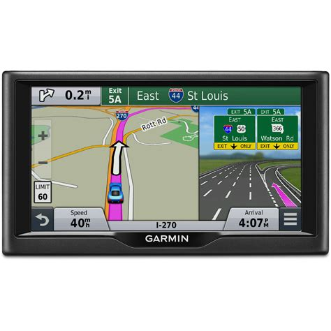 garmin maps usa and canada garmin nuvi 68lmt gps with u s and canada maps 010 01399