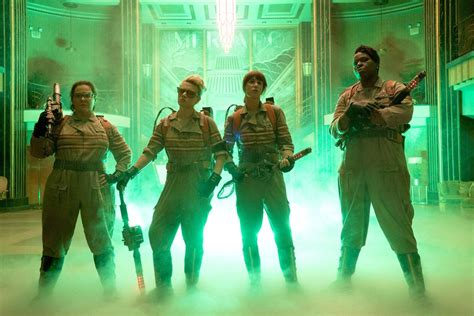 ghostbusters film 2015 character featurettes for ghostbusters reboot blackfilm