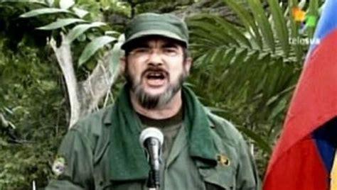 imagenes historicas farc abuso farc leader no bilateral cease fire could delay peace