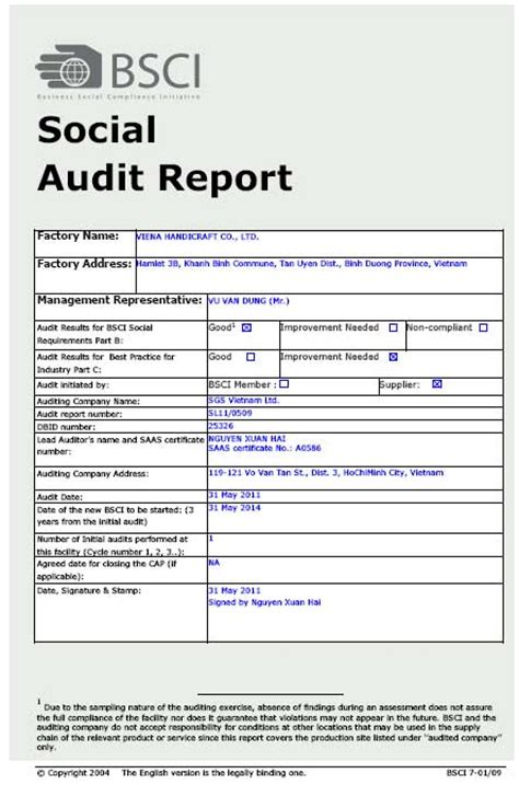sle news report social audit report sle 28 images sle audit report