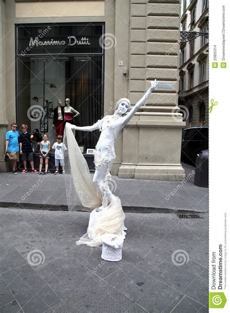 human statue rome italy editorial stock image image